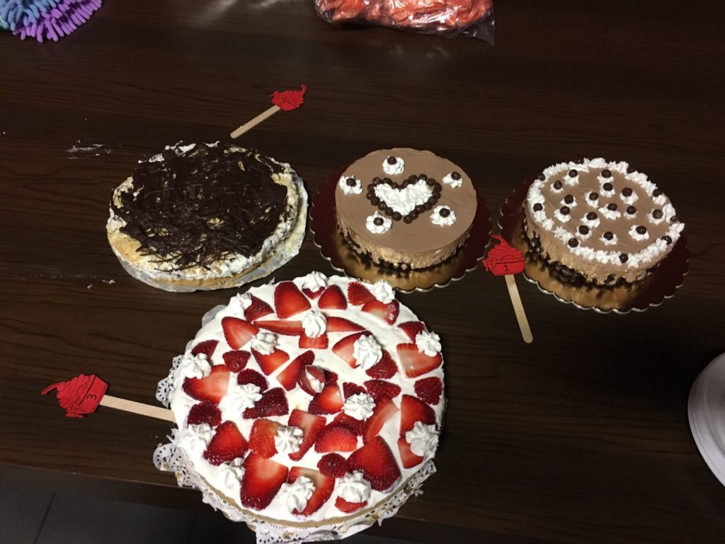 Torte del Bake off Ballabio 2018 (2)