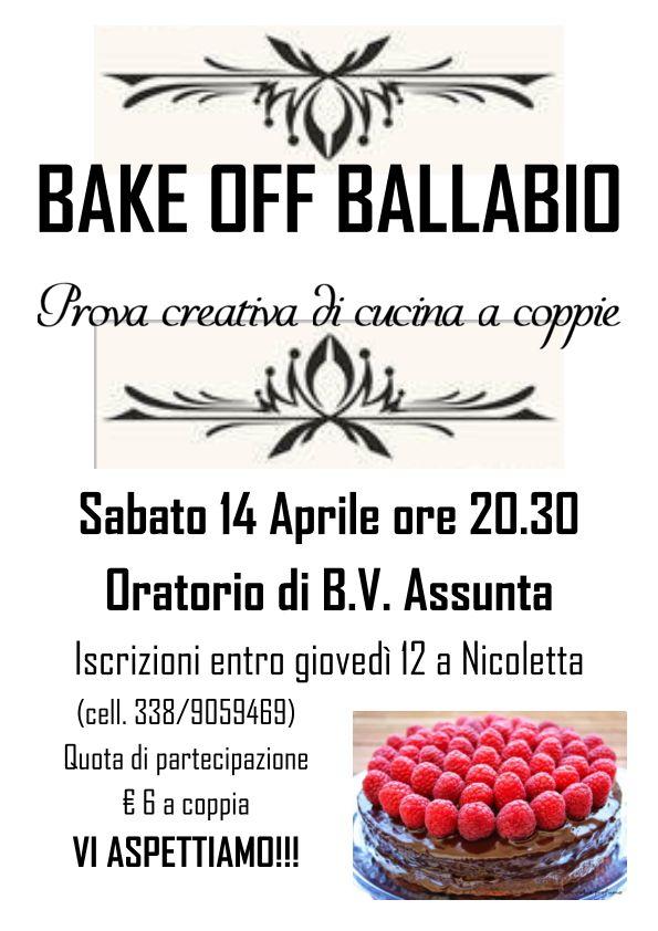 Volantino BAKE OFF BALLABIO 2018_page_001