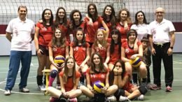 ASC VOLLEY UNDER 14 FEMMINILE