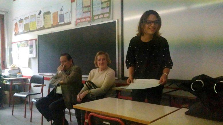 Porcospini incontro Luisa Valsecchi Galbani Rosella e Alfredo Ciresa 2018 (Media)