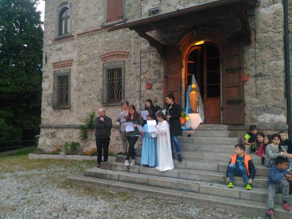 Rosario bambini catechismo Ballabio (14)