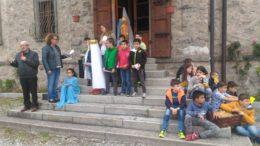 Rosario bambini catechismo Ballabio (20)