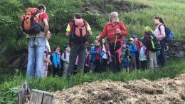 Seconda uscita alpinismo giovanile CAI Ballabio 2018 (9)