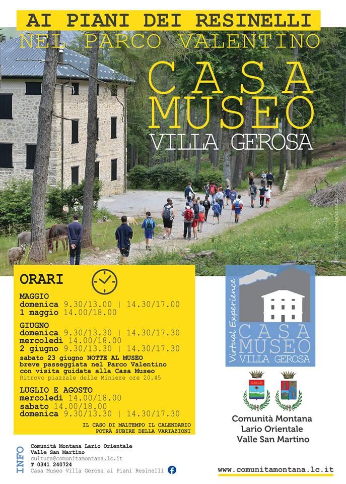 casa museo villa gerosa