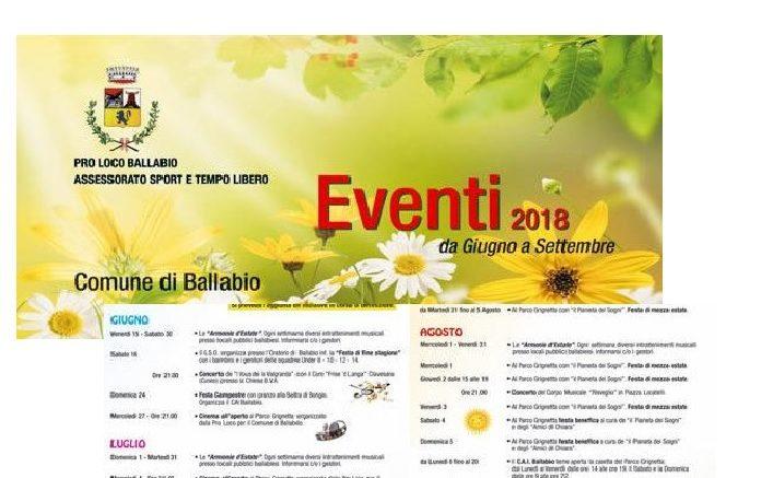 EVENTI PRO LOCO BALLABIO LARGE