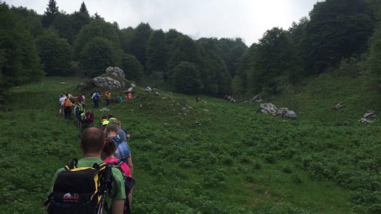 Ultima escursione alpinismo giovanile CAI Ballabio 2018 (1)