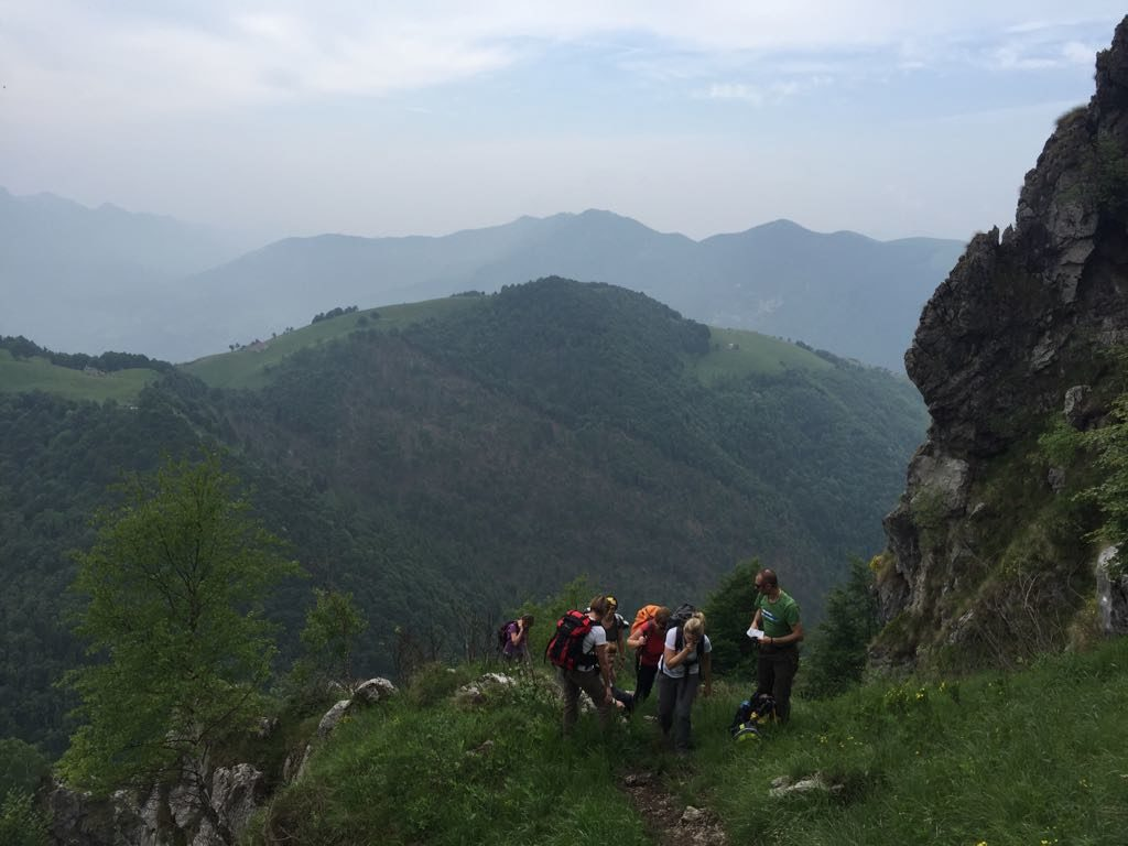 Ultima escursione alpinismo giovanile CAI Ballabio 2018 (2)