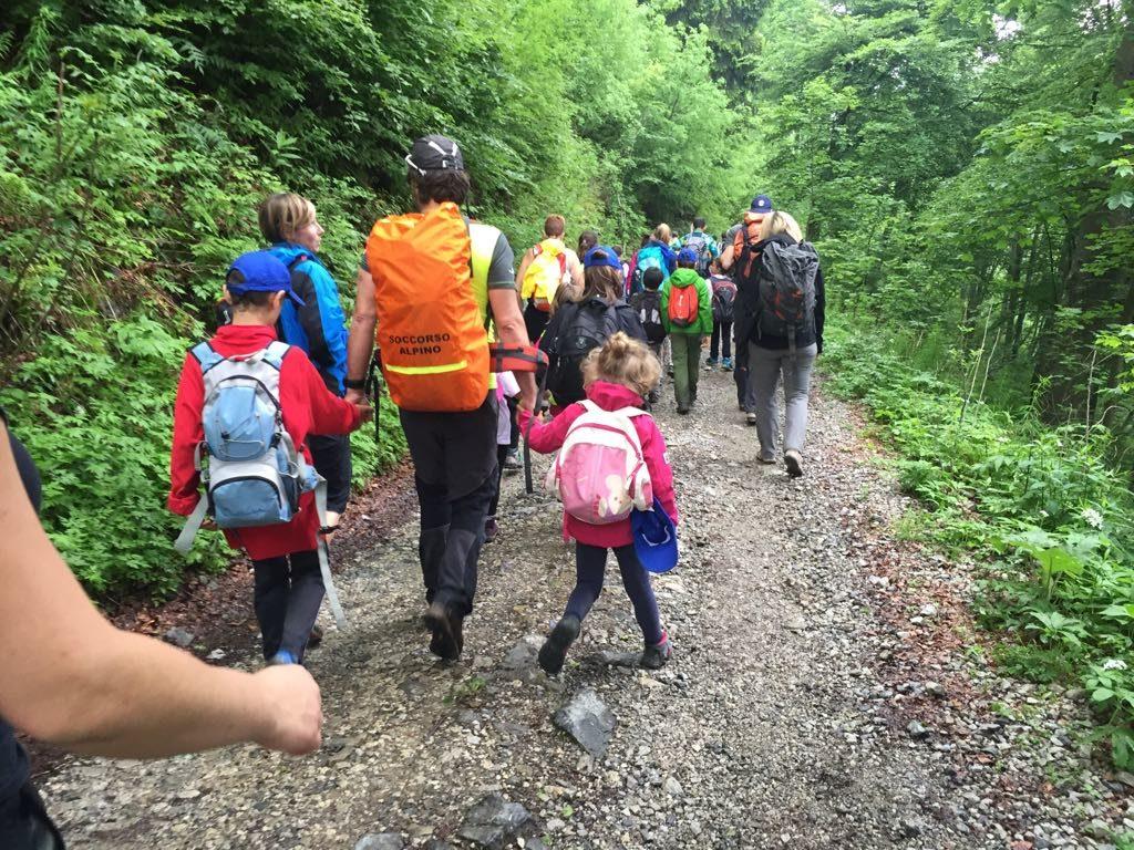 Ultima escursione alpinismo giovanile CAI Ballabio 2018 (3)