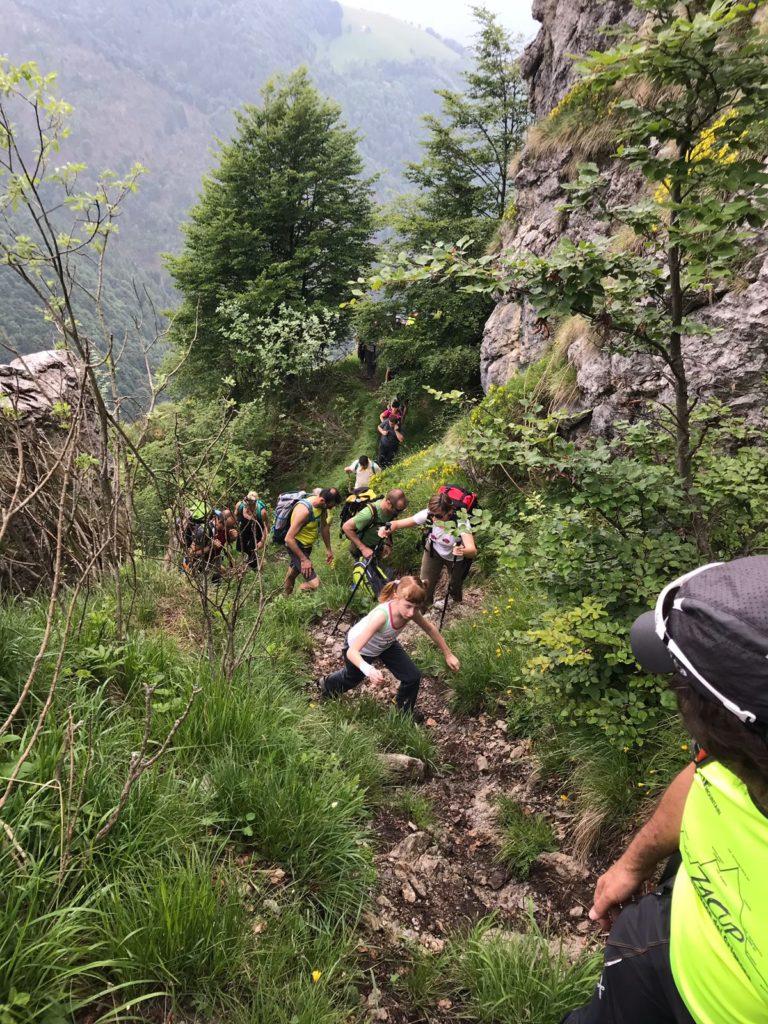 Ultima escursione alpinismo giovanile CAI Ballabio 2018 (7)