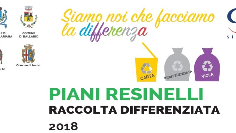 differenziata resinelli