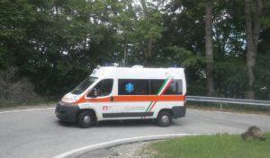 resinelli ambulanza scv