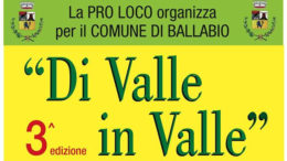 Di Valle in Valle 3 logo