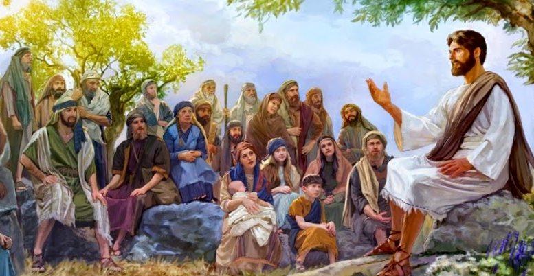 Gesù e i semplici
