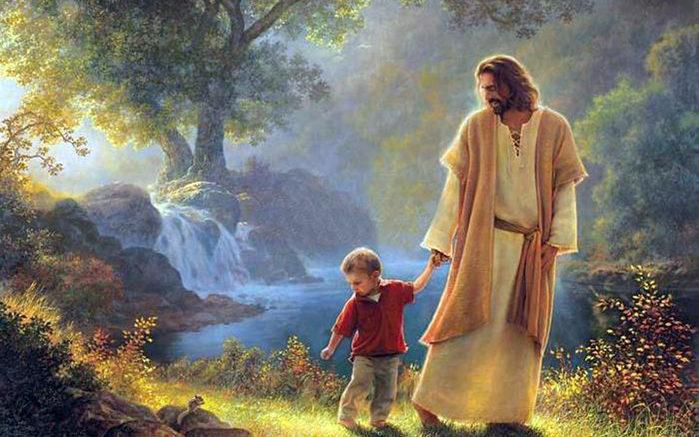 Gesù umile di cuore