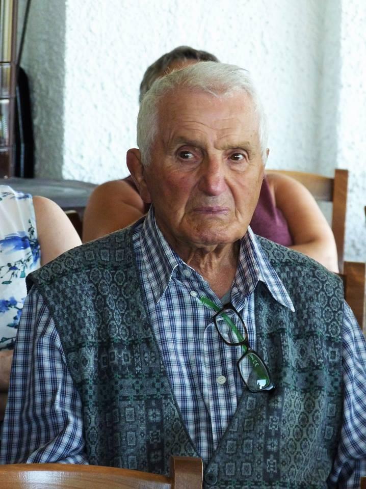 Giancarlo Salvi, l'ultimo della brigata Fratelli Rosselli