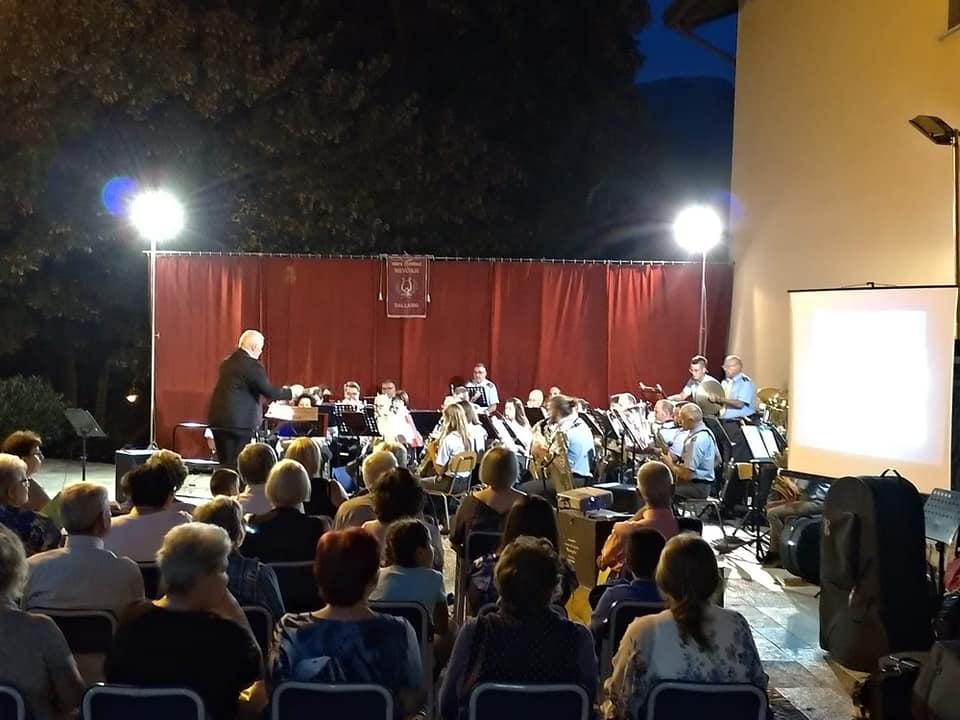 Concerto Piazzetta Locatelli Banda Risveglio - Band de Balabi 2018 (1)