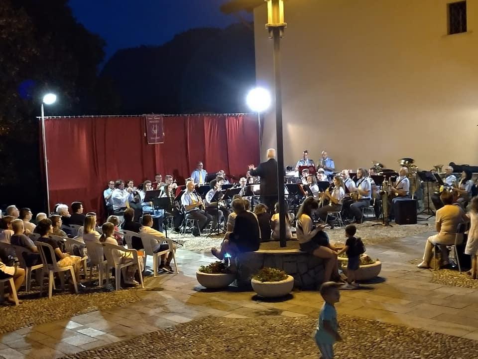 Concerto Piazzetta Locatelli Banda Risveglio - Band de Balabi 2018 (2)