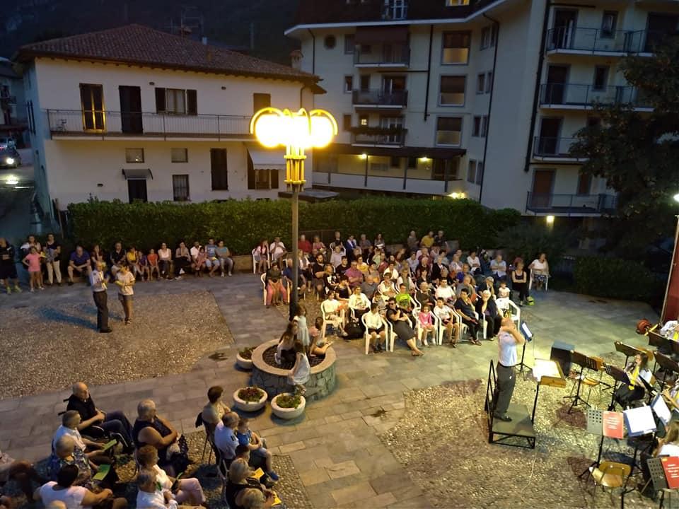 Concerto Piazzetta Locatelli Banda Risveglio - Band de Balabi 2018 (6)
