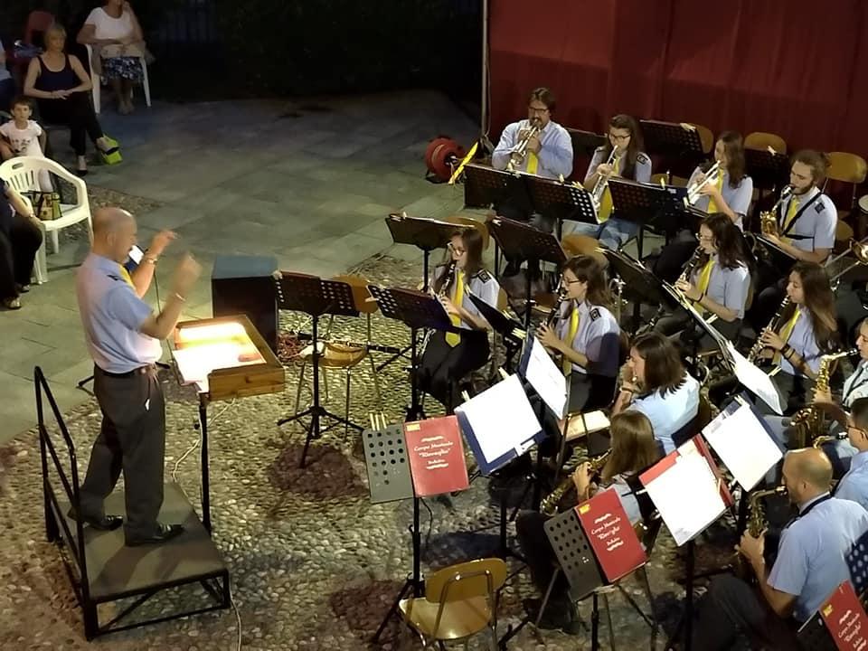 Concerto Piazzetta Locatelli Banda Risveglio - Band de Balabi 2018 (9)