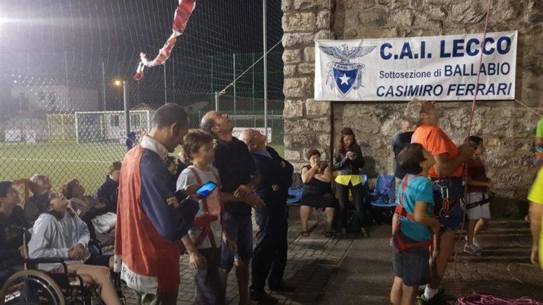 Scanata Camoanile San Lorenzo - Patronali 2018 (5) (Medium)