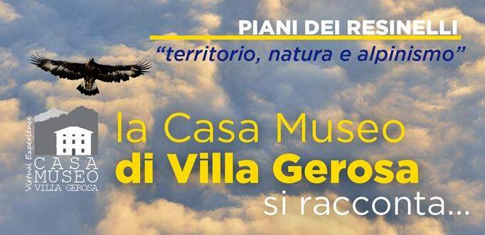 Villa Gerosa si racconta logo