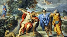 902-battista-indica-il-cristo-ecce-agnus-dei-di-domenico-zamperi-detto-il-domenichino-1623-basilica-di-s-andrea-della-valle-roma