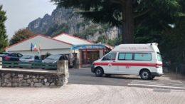 ambulanza scuola ballabio