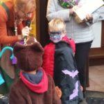 Bambini truccati Hallowwen 2018 (4)