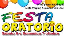 Logo Festa Oratorio Invernale 2018