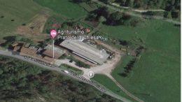 PRATO DELLA CHIESA Google Earth