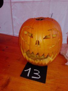 Zucche in concorso Halloween 2018 (15)