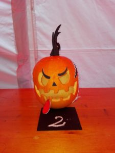 Zucche in concorso Halloween 2018 (2)