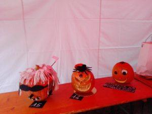 Zucche in concorso Halloween 2018 (22)