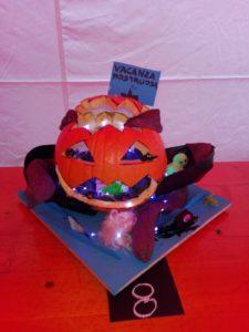 Zucche in concorso Halloween 2018 (8)
