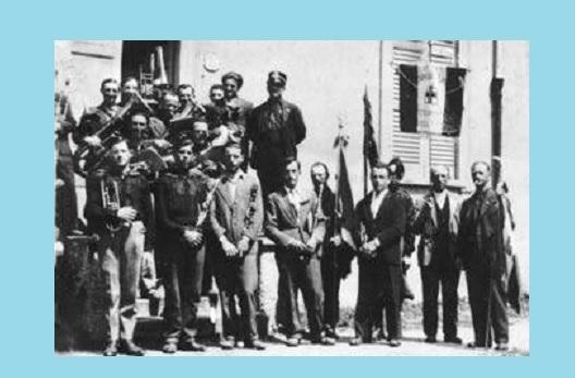 BANDA RISVEGLIO 1931