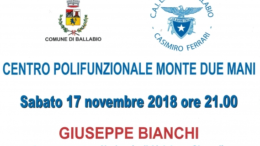 Logo CAI Due mani incontro Bianchi