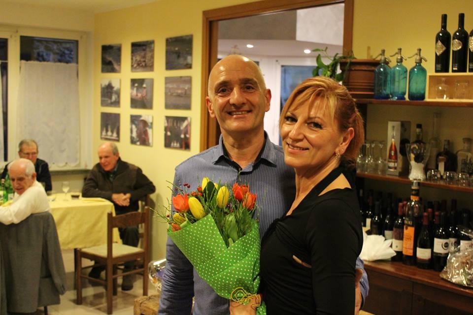 Bruno Dell'Oro e Manuela Deon