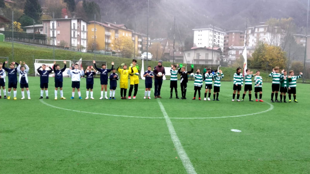 Sirtorese - Ballabio Esordienti a 9 FIGC (1)