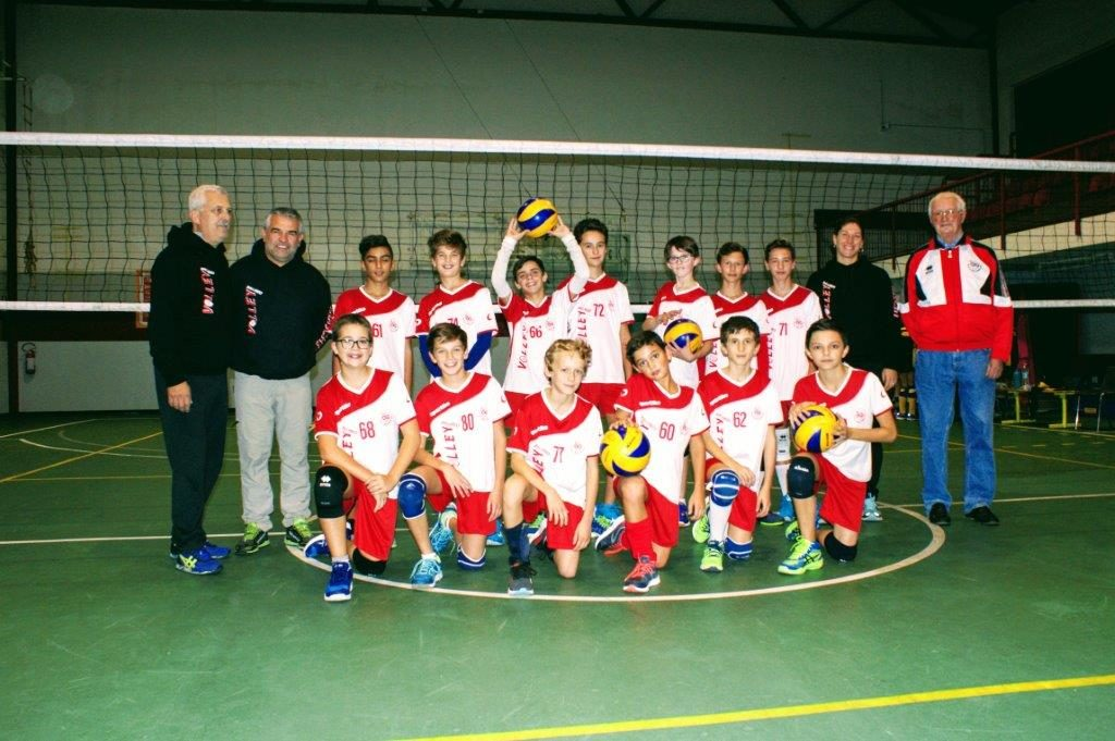 Under 14 ASC Ballabio 89 Volley 2018-2019 (1)