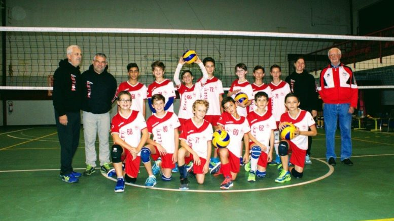 Under 14 ASC Ballabio 89 Volley 2018-2019 (1)