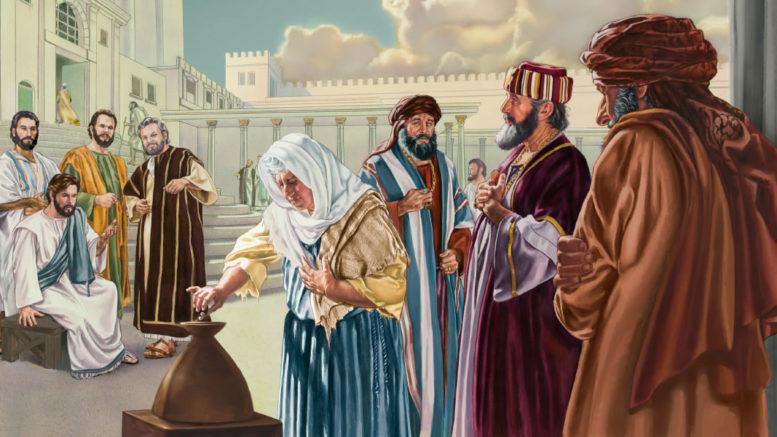 Vangelo di domenica 4 novembre