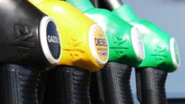 pompe benzina gasolio diesel pistole distributore