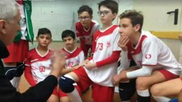 ASC Ballabio - Cernusco U14 Volley maschile
