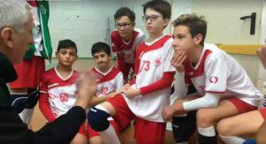 ASC Ballabio - Cernusco U14 Volley maschile