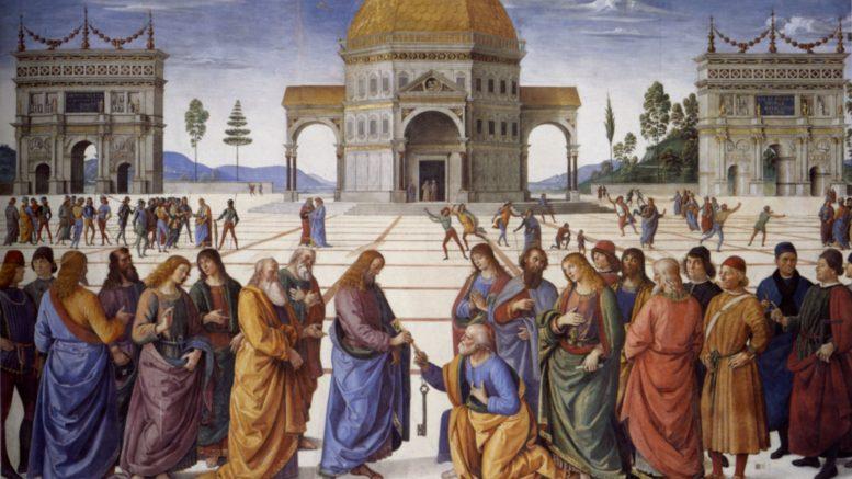 Andare verso Gesù