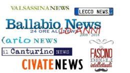 BALLABIO NEWS 10 ANNI E TESTATE IPERG