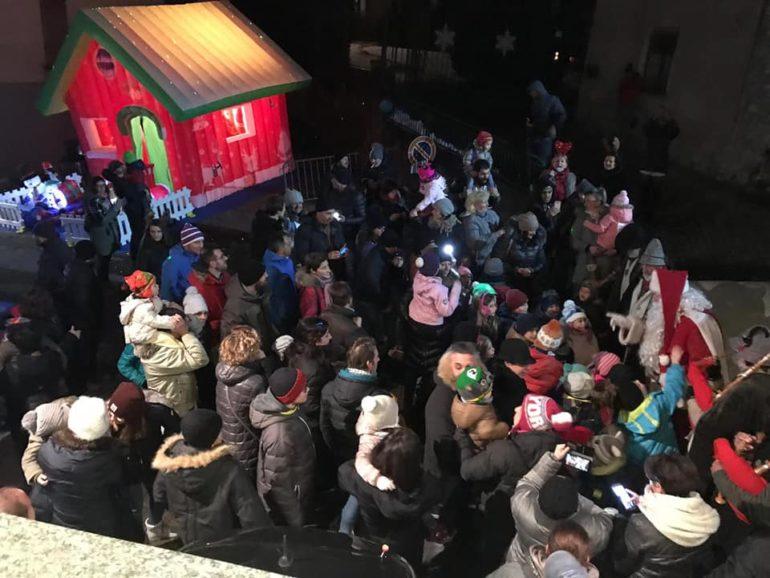 Babbo Natale Pianeta dei Sogni 2018 (1)