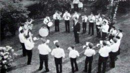 Banda Risveglio giro delle Ville anni 70