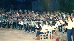 La Banda Risveglio in concerto all'oratorio Beata Vergine Assunta
