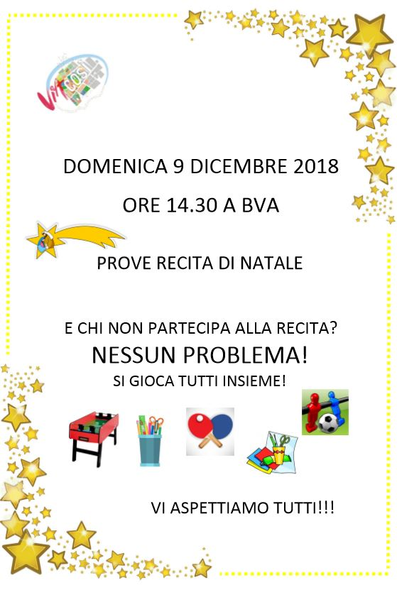 Locandina 9 dicembre 2019
